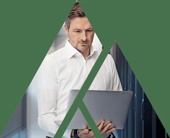 trójkąt - backup danych
